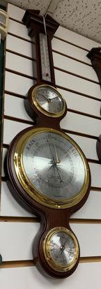Image de Thermomètre - Baromètre Howard Miller 612-718